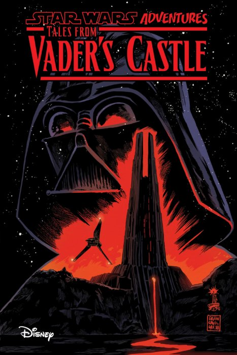 Star Wars Adventures - Tales from Vader's Castle #1 - TPB