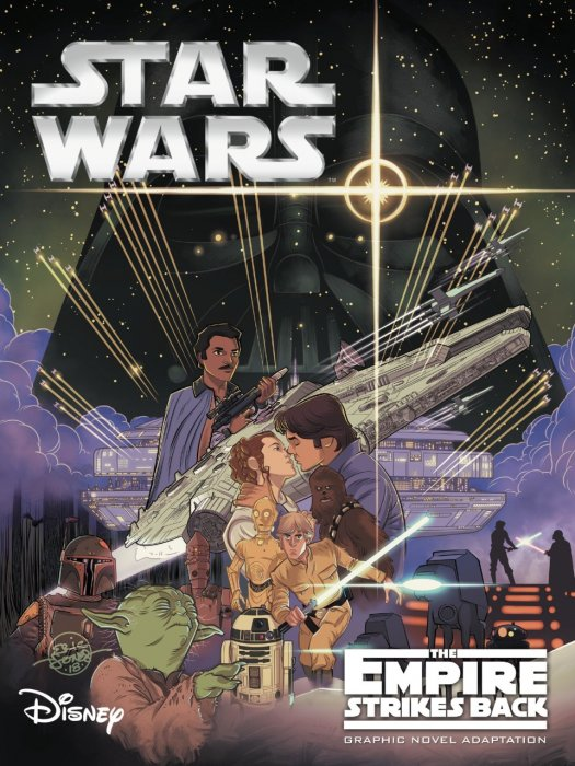 Star Wars - The Empire Strikes Back Graphic Novel Adaptation #1 - GN