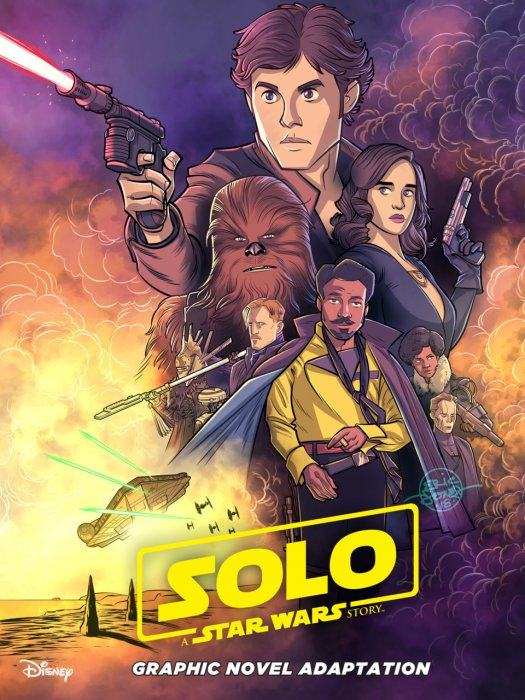 Star Wars - Solo Graphic Novel Adaptation #1 - GN