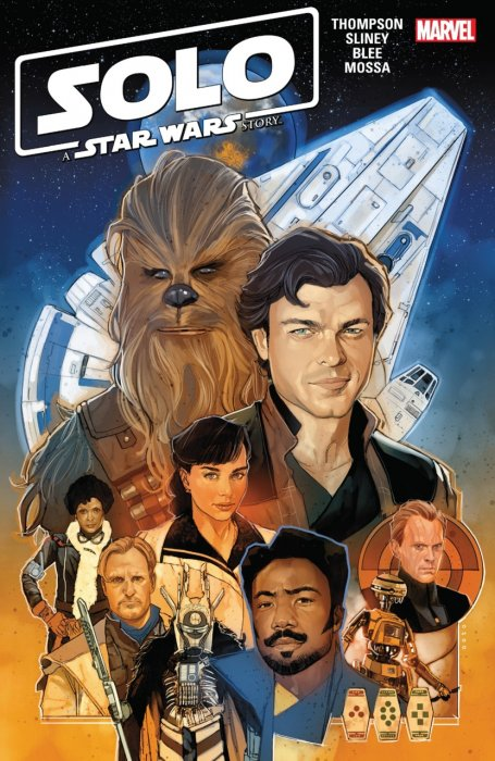 Solo - A Star Wars Story Adaptation #1 - TPB
