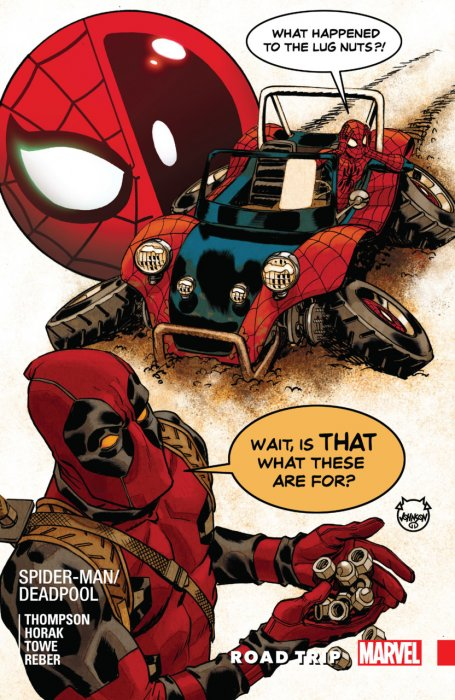 Spider-Man - Deadpool Vol.8 - Road Trip