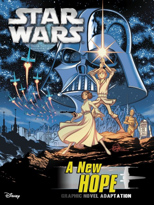 Star Wars - A New Hope Graphic Novel Adaptation #1 - GN