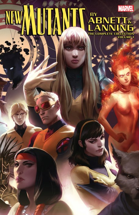 New Mutants by Abnett & Lanning - The Complete Collection Vol.1