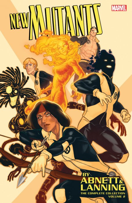 New Mutants by Abnett & Lanning - The Complete Collection Vol.2