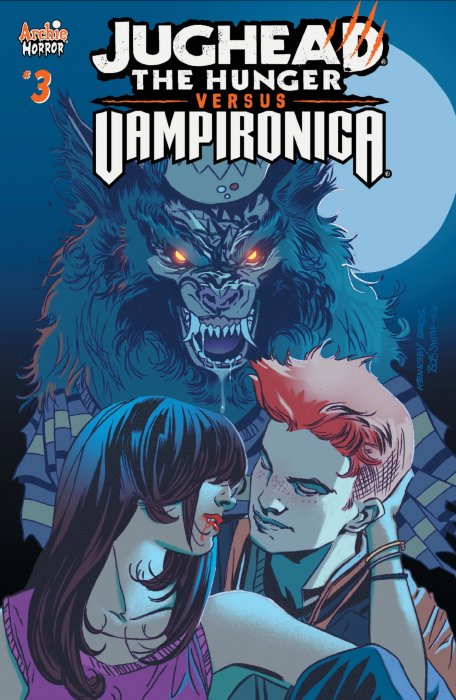 Jughead the Hunger vs. Vampironica #3