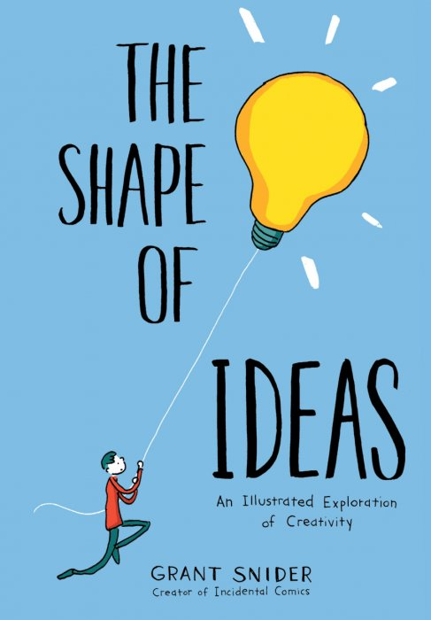 The Shape of Ideas #1 - GN