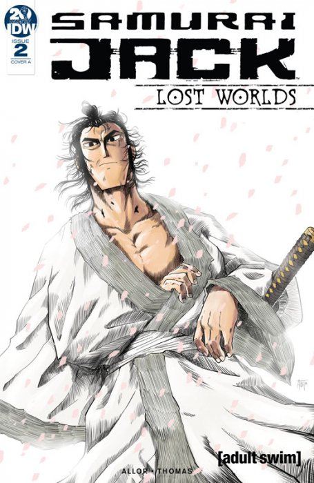 Samurai Jack - Lost Worlds #2