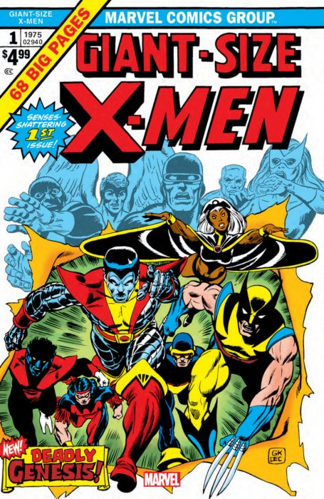 Giant-Size X-Men - Facsimile Edition #1