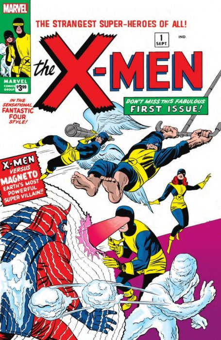 X-Men - Facsimile Edition #1