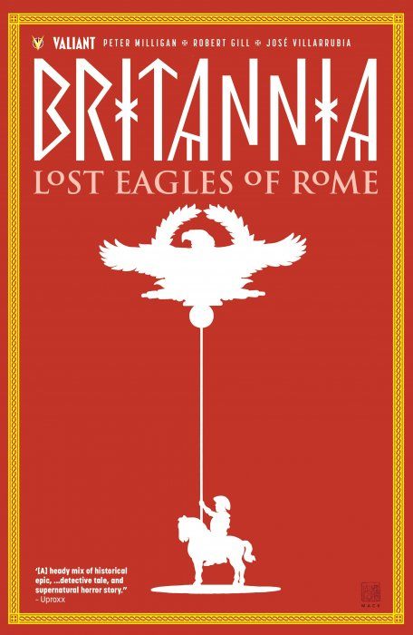 Britannia Vol.3 - Lost Eagles of Rome
