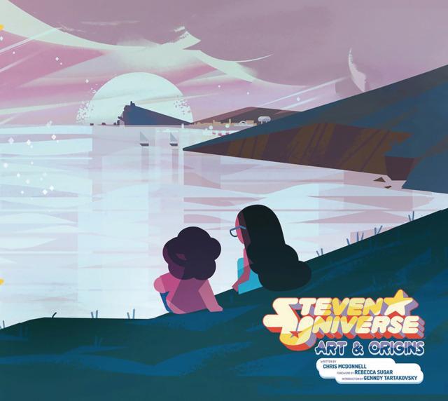 Steven Universe - Art & Origins #1 - HC