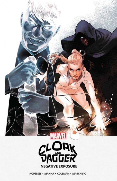 Cloak and Dagger - Negative Exposure #1 - TPB