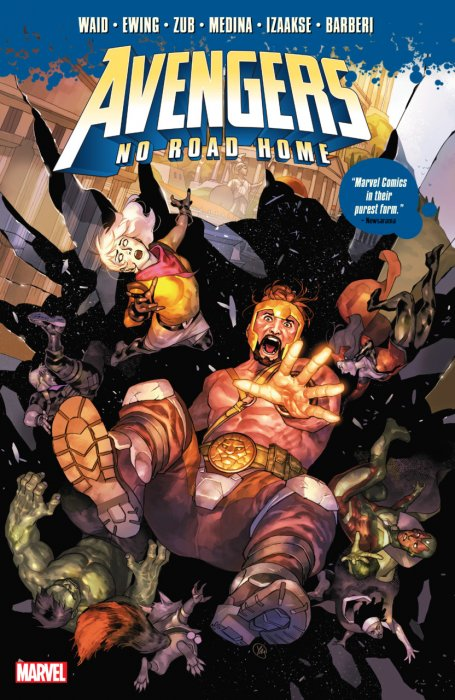 Avengers - No Road Home #1 - TPB