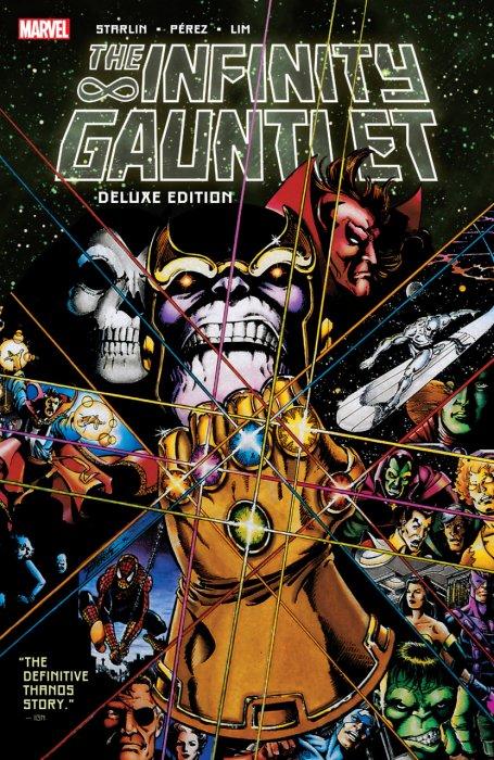 Infinity Gauntlet - Deluxe Edition #1 - TPB