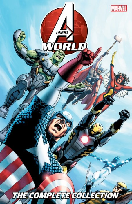 Avengers World - The Complete Collection #1 - TPB