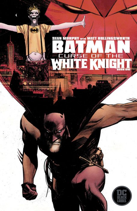 Batman - Curse Of The White Knight #1