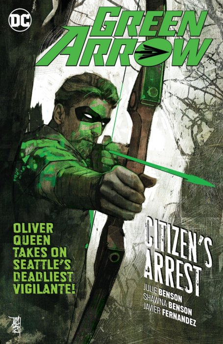 Green Arrow Vol.7 - Citizen's Arrest