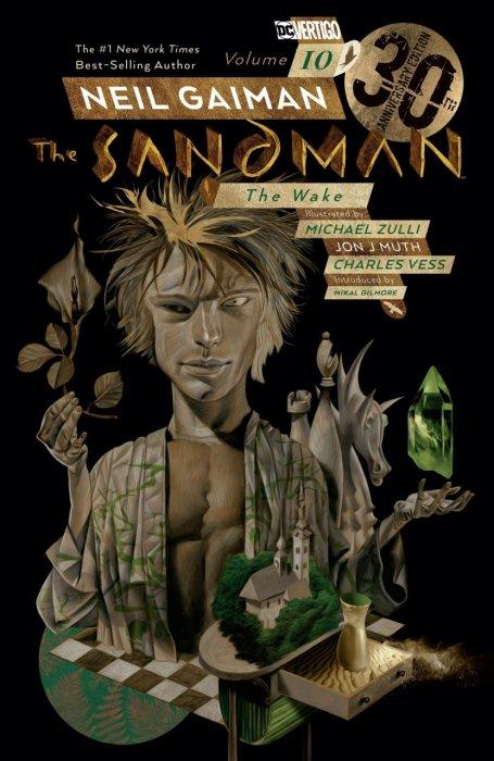 The Sandman Vol.10 - The Wake - 30th Anniversary Edition