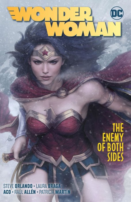 Wonder Woman Vol.9 - The Enemy of Both Sides