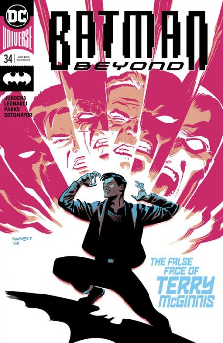 Batman Beyond #34
