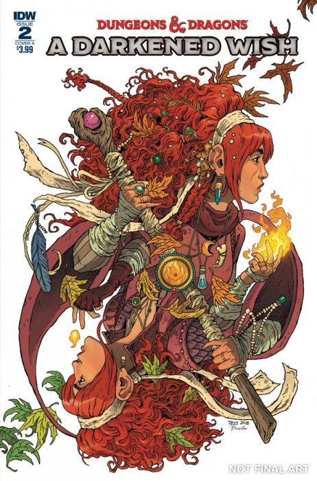 Dungeon & Dragons - A Darkened Wish #2