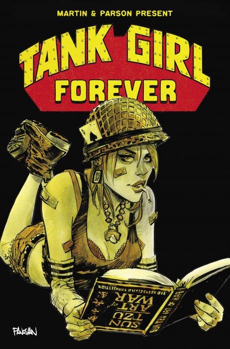 Tank Girl #5 - Tank Girl Forever