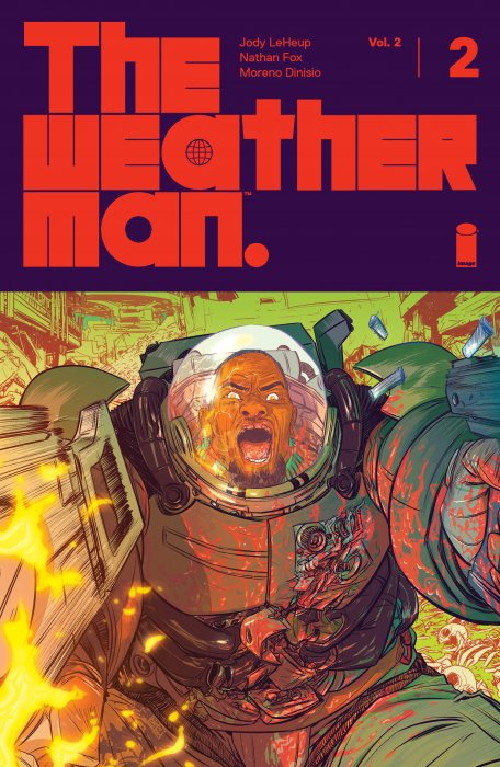 The Weatherman Vol.2 #2