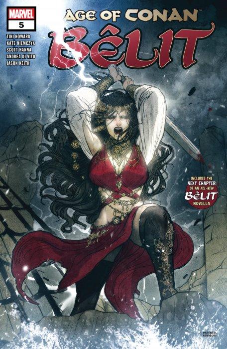 Age Of Conan - Belit - Queen Of The Black Coast #5