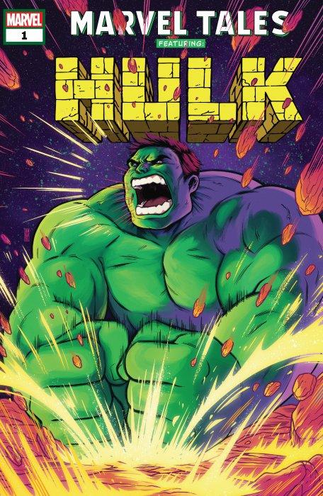 Marvel Tales - Hulk #1