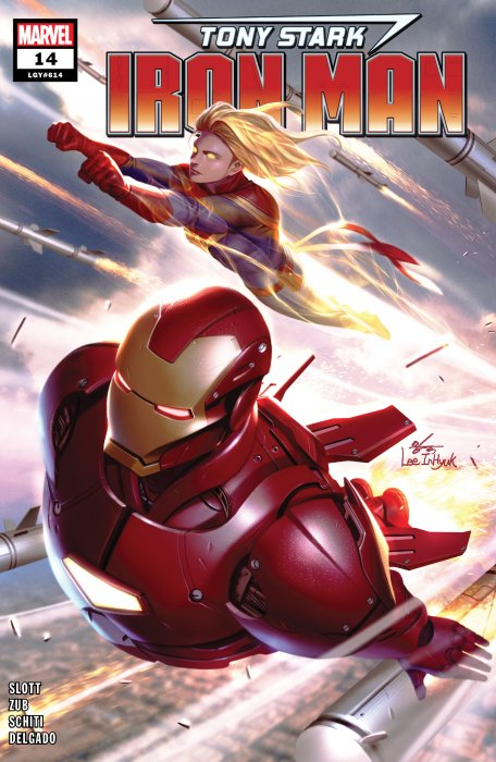 Tony Stark - Iron Man #14
