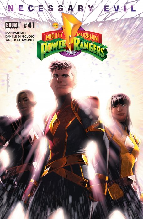 Mighty Morphin' Power Rangers #41