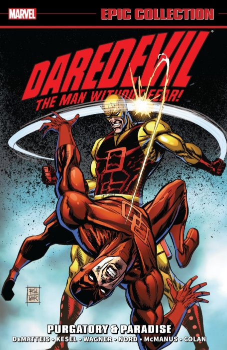 Daredevil Epic Collection Vol.20 - Purgatory & Paradise