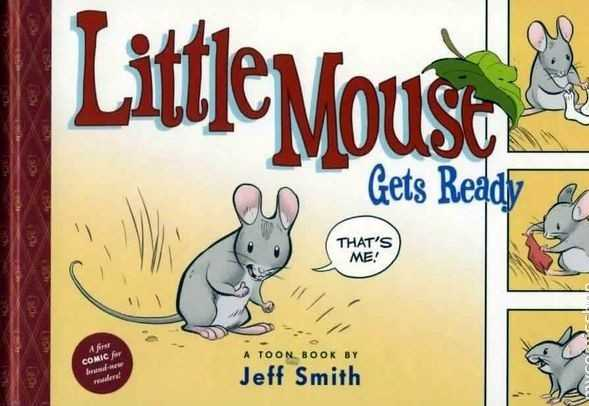 Little Mouse Gets Ready! #1 - GN