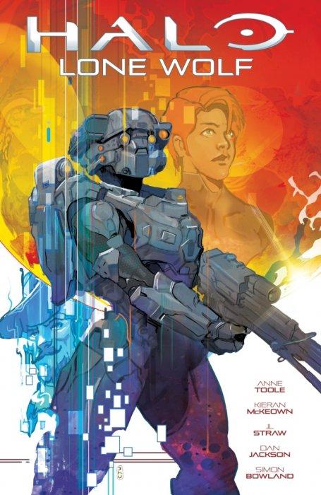 Halo - Lone Wolf #1 - HC
