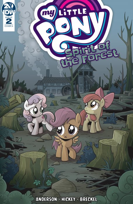 My Little Pony - Spirit of the Forest #2