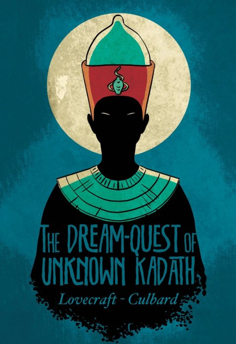 The Dream-Quest of Unknown Kadath #1 - GN