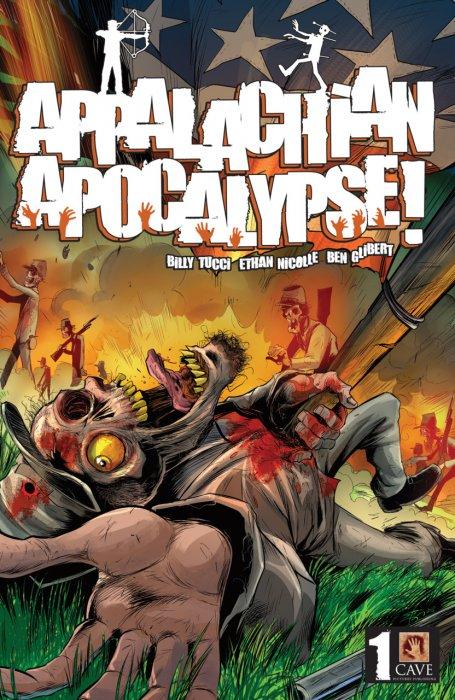 Appalachian Apocalypse! #1-4 Complete