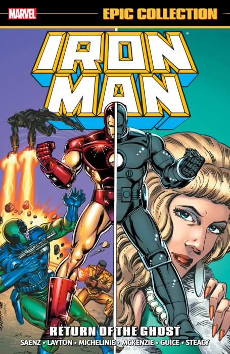 Iron Man Epic Collection - Return of the Ghost #1 - TPB