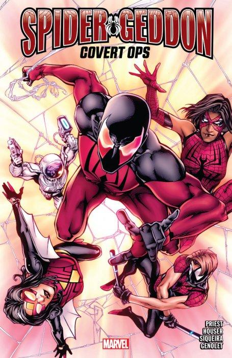 Spider-Geddon - Covert Ops #1 - TPB
