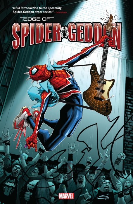 Spider-Geddon - Edge of Spider-Geddon #1 - TPB
