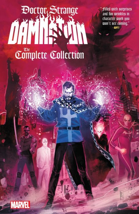 Doctor Strange - Damnation - The Complete Collection #1 - TPB