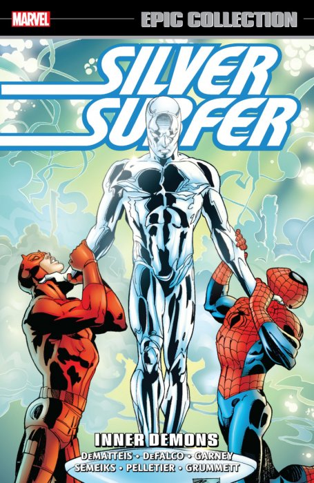 Silver Surfer Epic Collection Vol.13 - Inner Demons