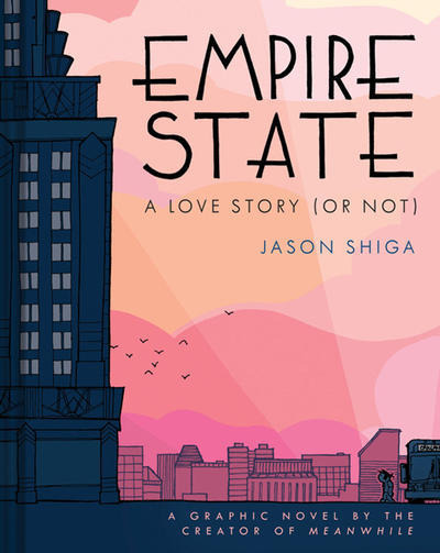 Empire State - A Love Story (Or Not) #1