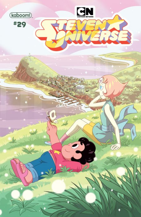 Steven Universe Ongoing #29