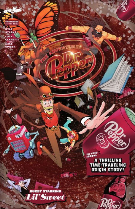 The Adventures of Dr. Pepper #1