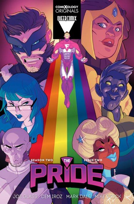 The Pride Season Two #2