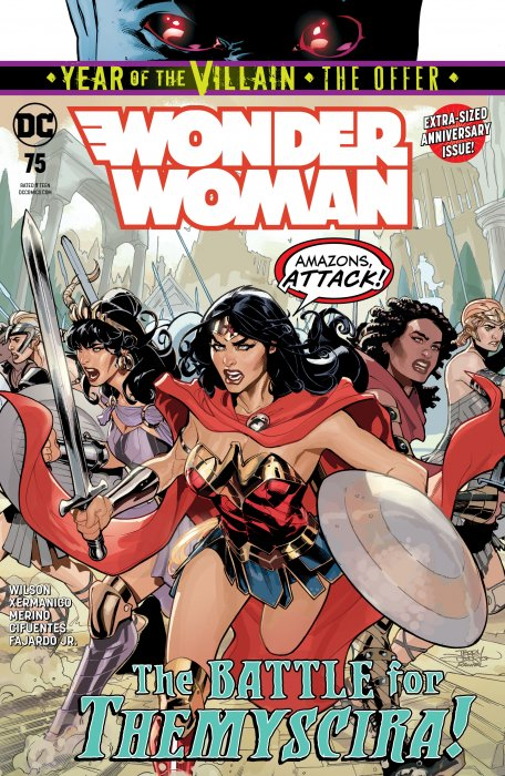 Wonder Woman #75