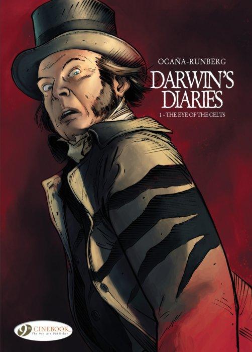 Darwin's Diaries Vol.1-3 Complete