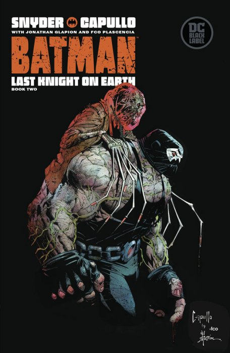 Batman - Last Knight on Earth #2