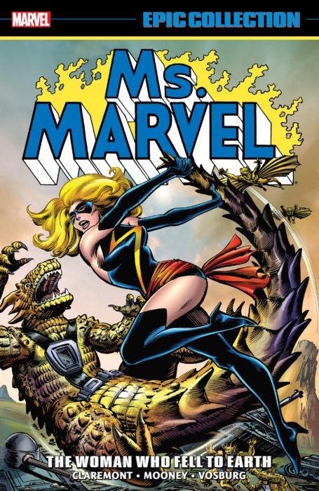 Ms. Marvel Epic Collection Vol.2 - The Woman Who Fell to Earth